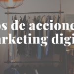 Acciones de marketing online