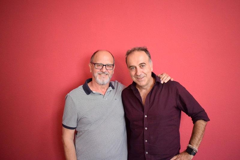 José María Ruíz y Lorenzo Esteban